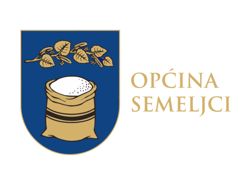 općina semeljci logo